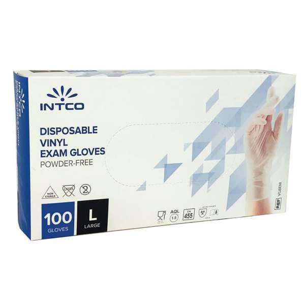 Vinyl Handschuhe Intco Synmax – VinylNitril (1)